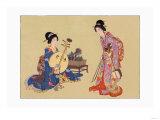 Geisha Musicians