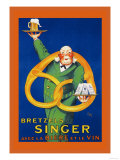 Bretzels Singer  Avec la Biere et la Vin
