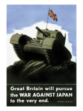 Great Britain Pursues the War with Japan