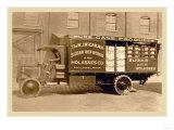 Sugar and Molasses Truck  Philadelphia