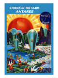 Stories of the Stars  Antares