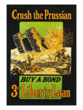 Crush the Prussian: Buy a Bond