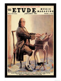 The Etude: Ben Franklin