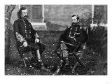 Major General Custer  General Pleasanton