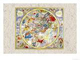 Celestial Sky Chart