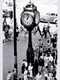 Reading Terminal Clock  Philadelphia  Pennsylvania