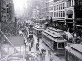 Trolley Parade  Philadelphia  Pennsylvania