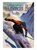 American Boy  February 1939