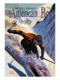 American Boy  February 1939
