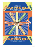 Original Lolly Pops Rolls
