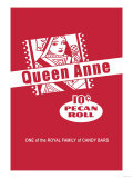 Queen Anne Pecan Roll