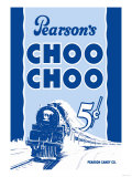 Pearson's Choo Choo