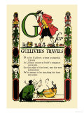 G for Gulliver&#39;s Travels