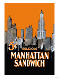 Manhattan Sandwich