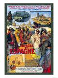 Voyages En Espagne