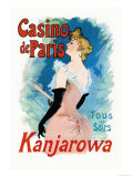 Kanjarowa: Casino de Paris