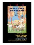 Perry Barr  Birmingham  Greyhound Racing