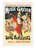 Musee Grevin: Les Dames Hongroises