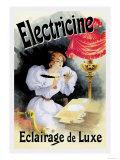 Electricine  Eclairage de Luxe
