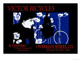 Victor Bicycles: Overman Wheel Company