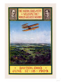 Dayton  Ohio Welcomes the Wright Brothers