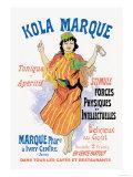 Kola Marque Tonique et Apertif