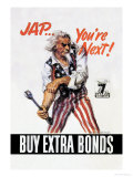 You're Next! Buy Extra Bonds!