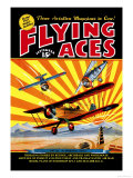 Flying Aces over the Rising Sun