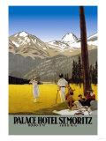 Palace Hotel St Moritz