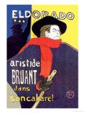 El Dorado: Aristide Bruant dans Son Cabaret