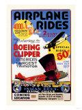 Airplane Rides: Inman Bros Flying Circus