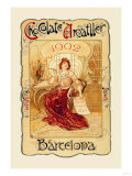 Chocolate Amatller: Barcelona  1902