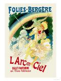 L'Arc En Ciel: Folies-Bergere