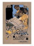 Resto de Carlino Reproduction d'art par Adolfo Hohenstein