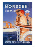 Cruise to the North Sea Via Bremen
