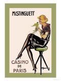 Mistinguett  Casino de Paris