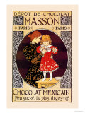 Depot de Chocolat Masson: Chocolat Mexicain