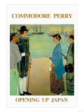 Commodore Perry  Opening Up Japan