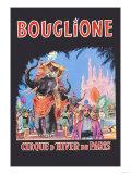 Bouglione  Cirque d'Hiver de Paris