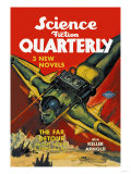 Science Fiction Quarterly: Rocket Man Attacks