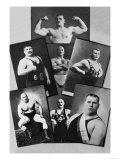Seven Bodybuilding Champions