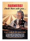 Farmers! Uncle Sam Asks You