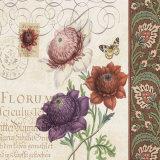 Floral Collage I