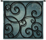 Distressed Iron