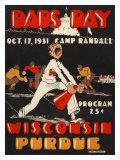 Wisconsin vs Purdue  1931