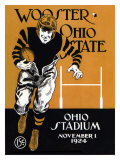 Ohio State vs Wooster  1924