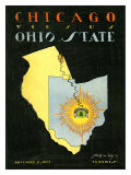 Ohio State vs Chicago  1922