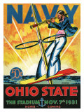 Ohio State vs Navy  1931