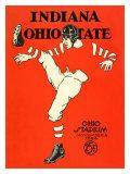 Ohio State vs Indiana  1924
