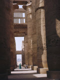 Great Hypostyle Hall  Karnak Temple  Luxor  Egypt